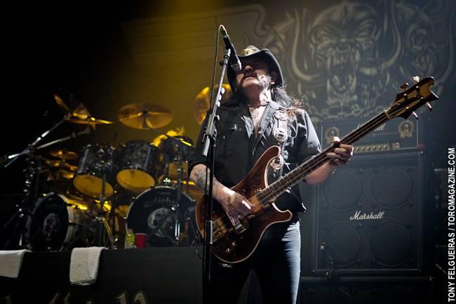 Vocalista do Motorhead: Lemmy Kilmister morreu aos 70 anos