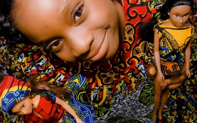 Fotos da boneca negra que está vendendo mais que Barbie na África