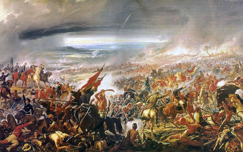 A Guerra do Paraguai foi o maior conflito da América do Sul