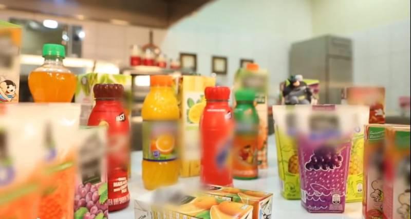Suco de caixinha faz mal para saúde? Entenda