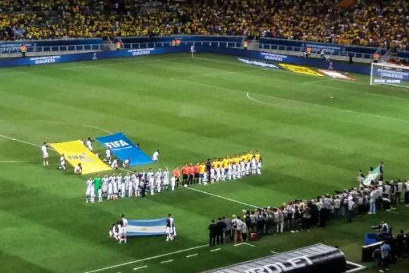 Análise do jogo: Brasil x Argentina pelas Eliminatórias