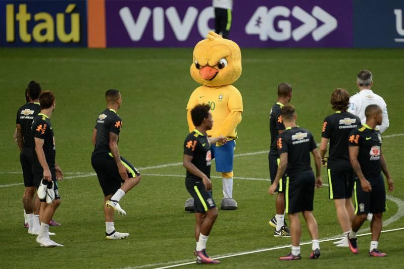 Brasil encara Seleção Argentina pelas eliminatórias da Copa de 2018