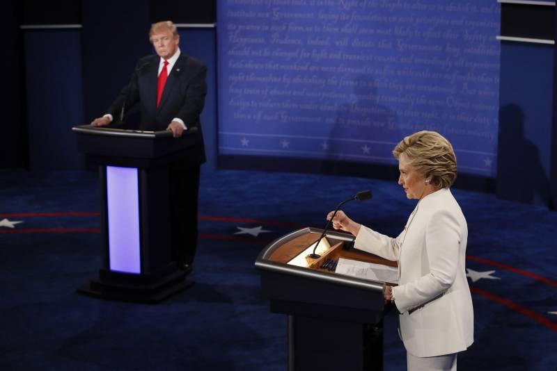 Eleições EUA 2016: Hillary Clinton ou Donald Trump?