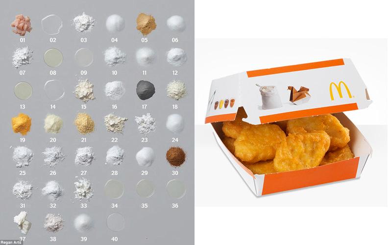 Você sabe o que realmente tem no nugget do McDonald's? Confira aqui
