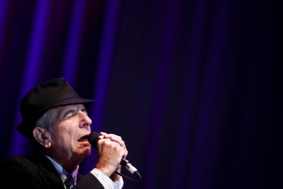 Leonard Cohen morreu aos 82 anos