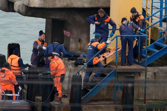 Acidente aéreo na Rússia deixa 93 mortos