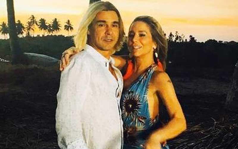 Hotel de luxo: Danielle Winits e André Gonçalves comemoram casamento