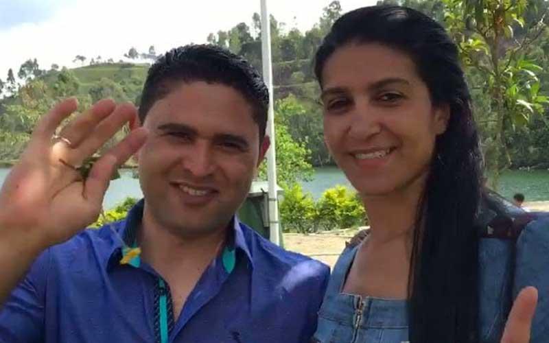 Acidente de helicóptero mata noiva no dia do casamento
