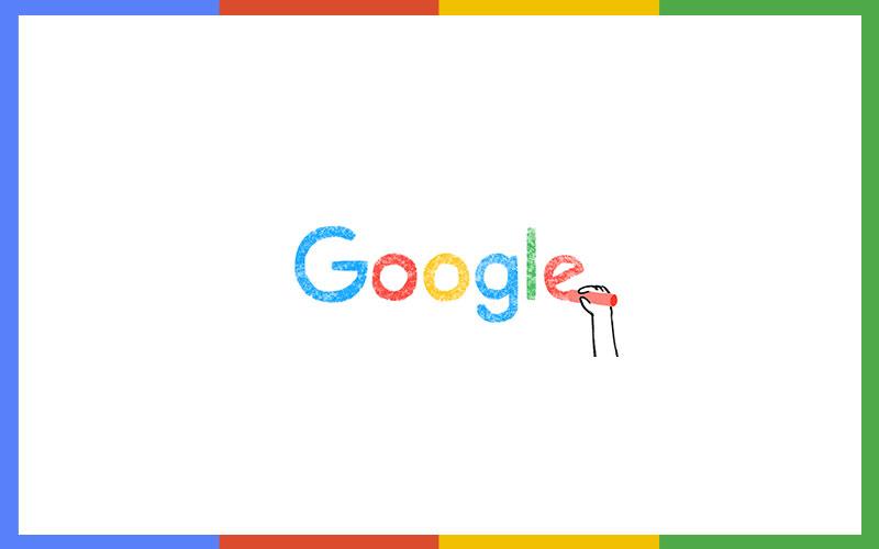 Conheça a verdadeira História do logotipo do Google