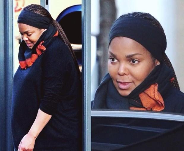 Janet Jackson é mãe aos 50 anos
