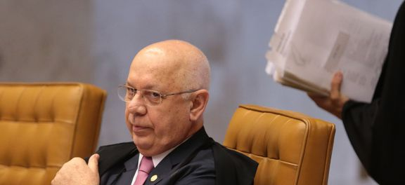 Ministro do STF estava em acidente de avião no RJ