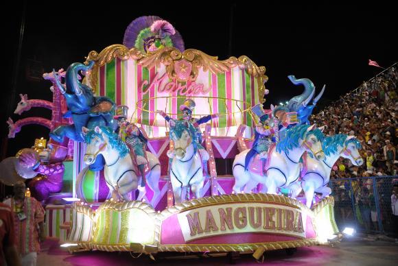 Contagem regressiva para o Carnaval 2017