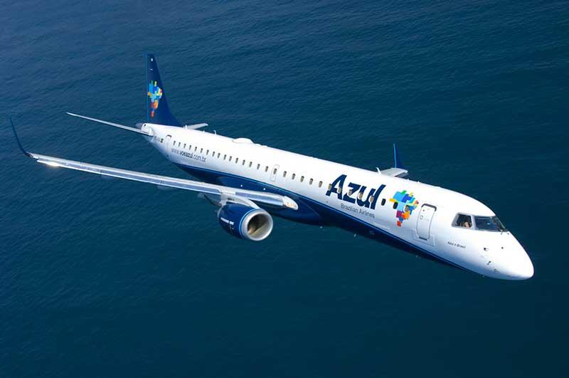 Azul terá passagens aéreas para Buenos Aires
