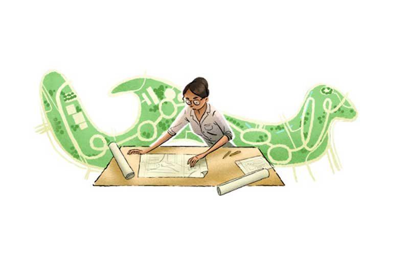 Google homenageia Lotta de Macedo Soares