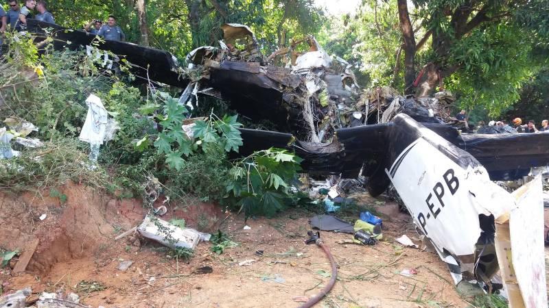 Acidente de avião em Sorocaba deixa mortos
