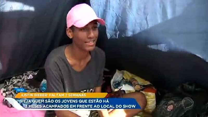 Justin Bieber 2017: Fãs acampam por show