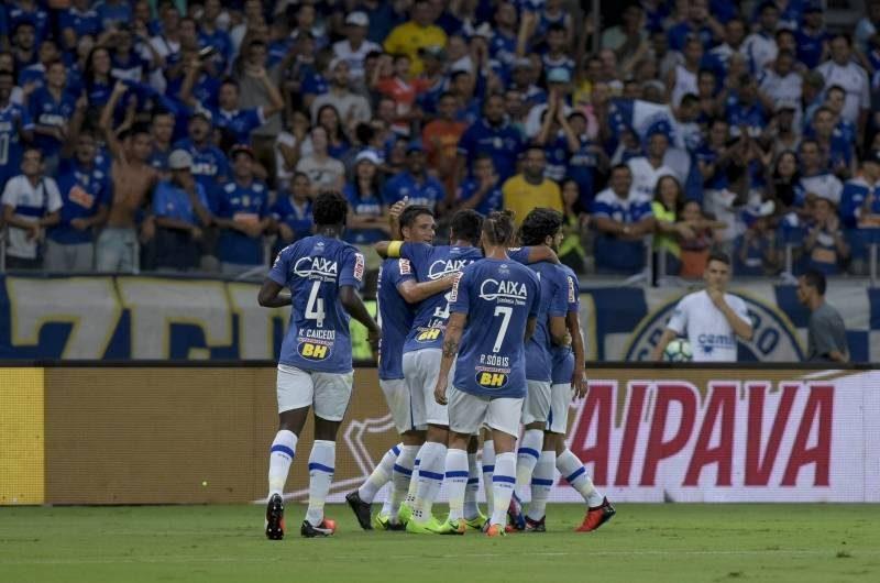 Cruzeiro vence o Murici pela Copa do Brasil 2017, Resultado do jogo