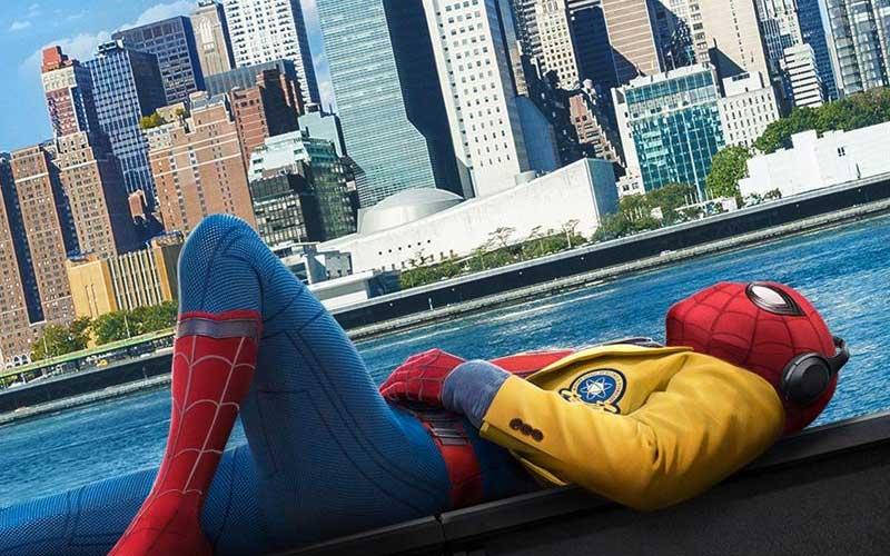 Você tem que assistir Homem-Aranha: Regresso a Casa