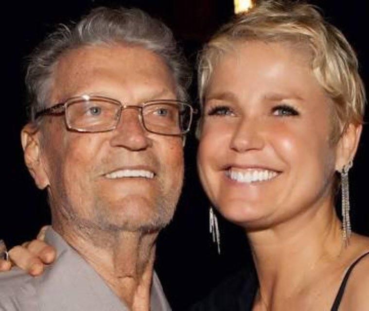 Pai de Xuxa morreu aos 85 anos