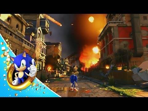 Project Sonic 2017: Como será Sonic Forces? Veja o trailer do jogo