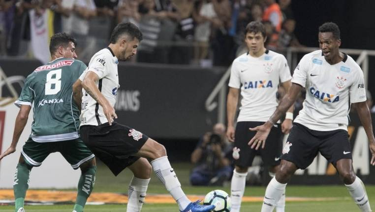 Copa do Brasil 2017: Corinthians empata com Luverdense na Terceira-Fase