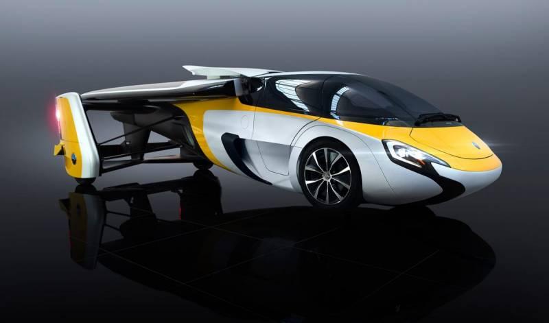 Aeromobil: Os carros voadores estão chegando