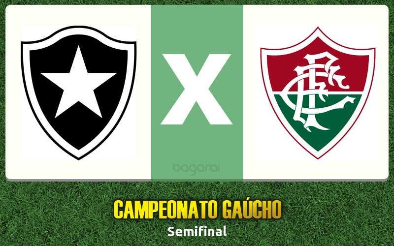 Botafogo ganha do Fluminense por 3 a 1 pelo Campeonato Carioca 2017