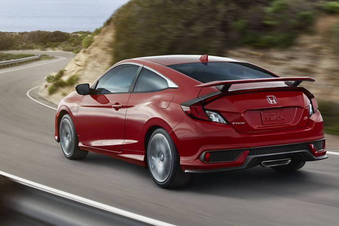 Conheça as novidades do novo Honda Civic Si 2018