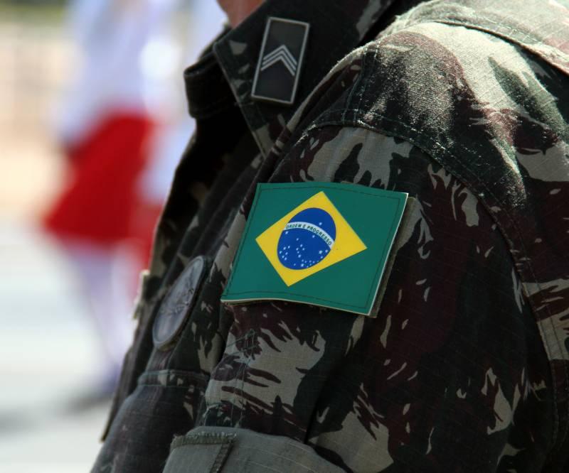 Exército Brasileiro faz operação em Campo Grande