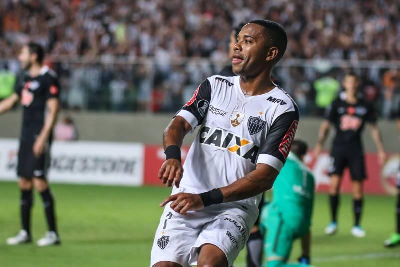 Libertadores 2017: Atlético-MG vence o Libertad no Horto