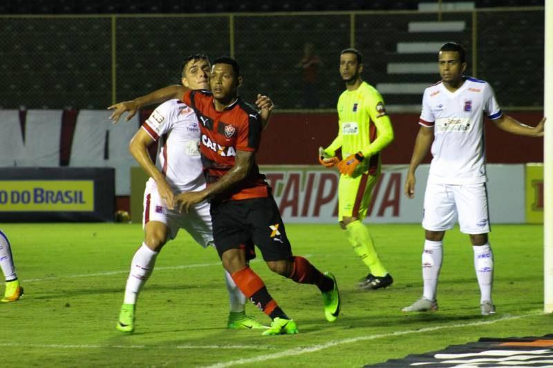 Paraná vence EC Vitória por 2 a 0 pela Copa do Brasil 2017