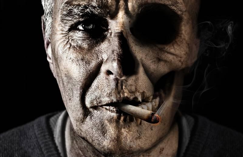 Motivos para você parar de fumar hoje