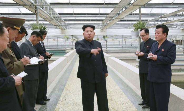 Líder da Coreia do Norte é chamado de gordinho maluco e promete guerra