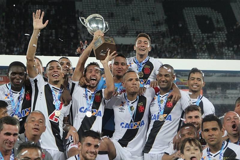 Vasco da Gama é campeão da Taça Rio 2017