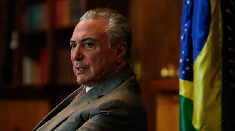 Dono da JBS teria gravado Temer dando aval para comprar silêncio de Cunha