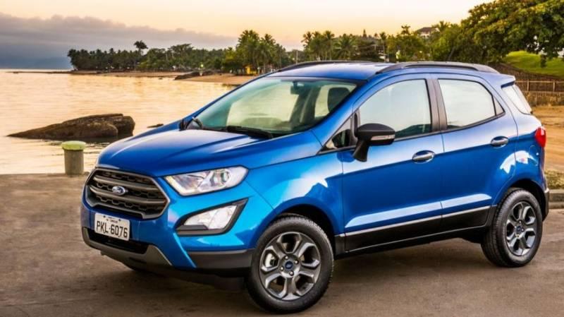 Preço do Novo Ford Ecosport 2018 garante ficha técnica que satisfaz