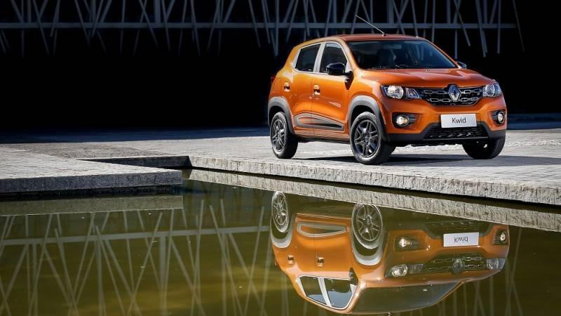 Renault Kwid 2018 tem preço baixo, cores interessantes e segurança