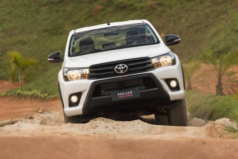 Nova Toyota Hilux 2018 tem preço competitivo em suas versões