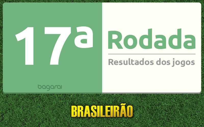 Tabela do Brasileirão 2016: Confira resultados dos jogos da 17ª rodada