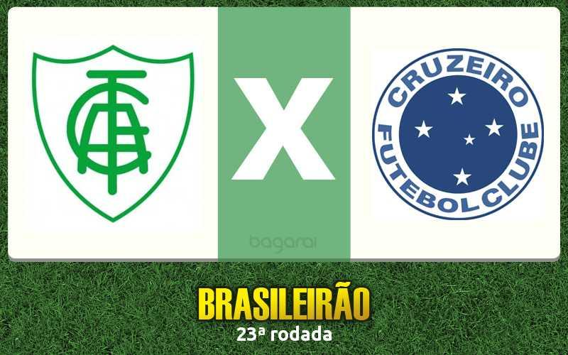 Brasileirão 2016: Cruzeiro faz 2 no América-MG pela 23ª rodada