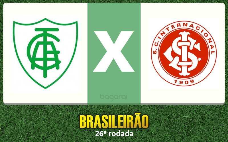 Brasileirão 2016: América-MG vence Internacional por 1 a 0