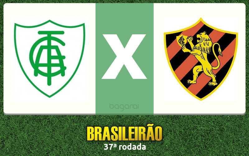 Brasileirão 2016: América-MG e Sport empatam em 2 a 2