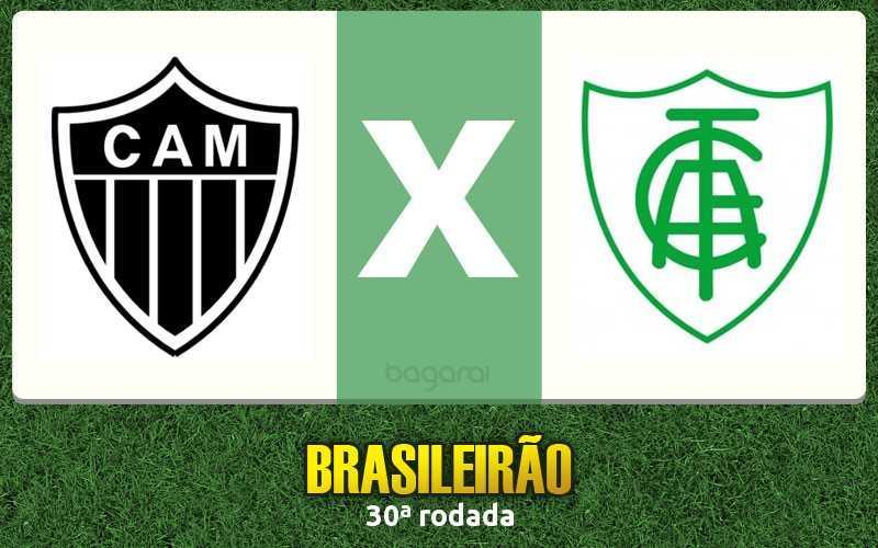 Brasileirão 2016: Atlético Mineiro vence América-MG por 3 a 0