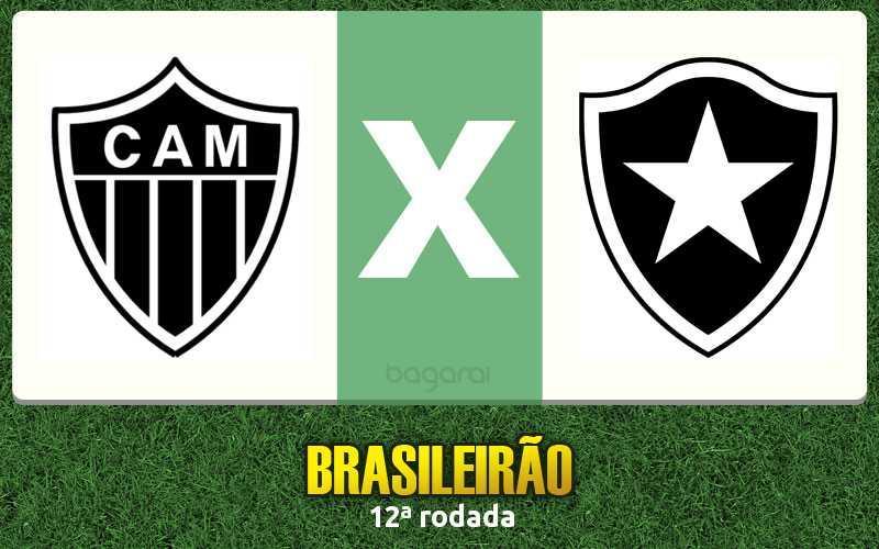 Atlético Mineiro vence Botafogo de goleada pelo Brasileirão 2016