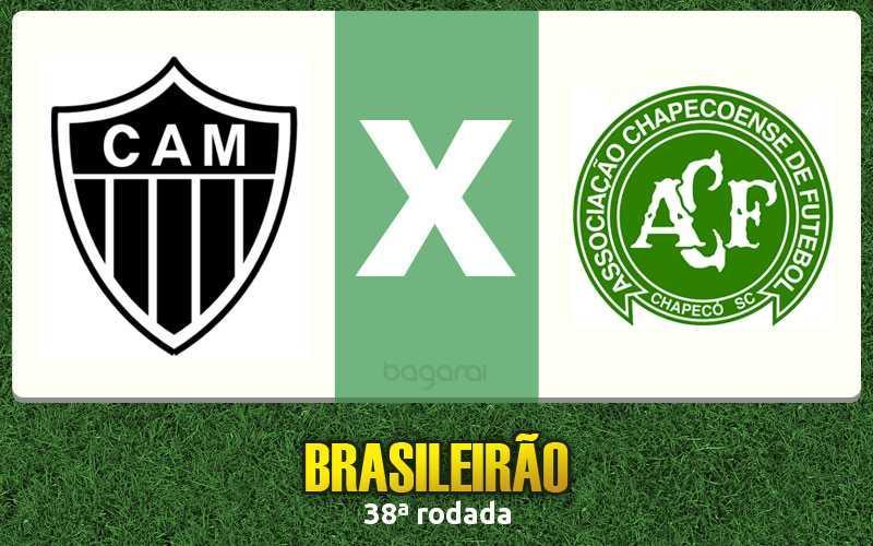 Atlético Mineiro é vice-campeão na tabela do Brasileirão 2015