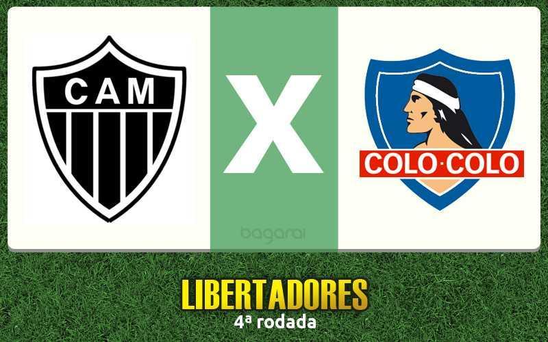 Libertadores 2016: Atlético Mineiro meteu 3 no Colo-Colo, Resultado do jogo