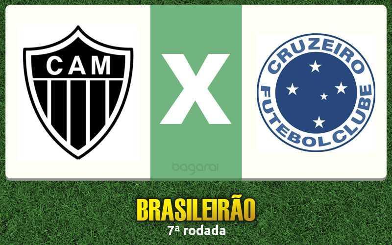 Cruzeiro vence Atlético Mineiro na 7ª rodada do Campeonato Brasileiro 2016