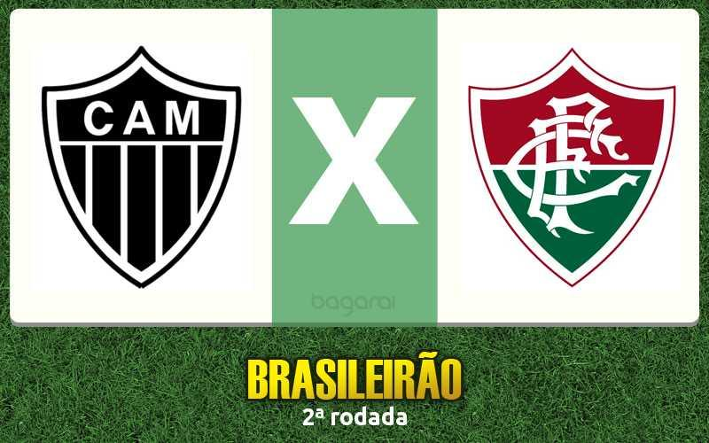 Fluminense ganha do Atlético Mineiro pelo Brasileirão 2017
