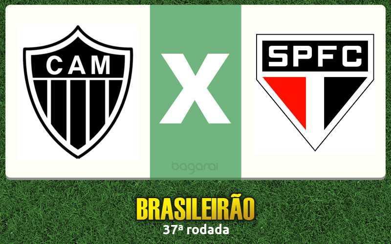 Brasileirão 2016: São Paulo FC vence Atlético Mineiro na 37ª rodada