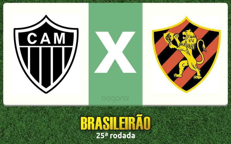 Atlético Mineiro marca e vence Sport pelo Campeonato Brasileiro 2016